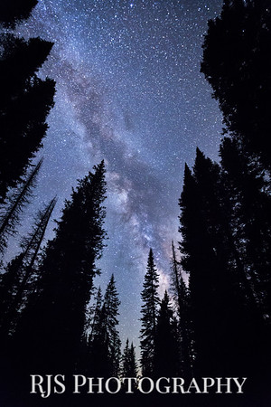 Stargazing on the Grand Mesa