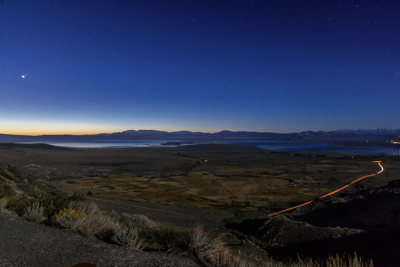 Predawn Mono Lake 2