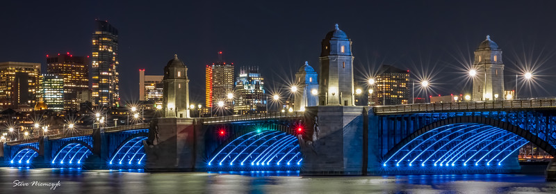 Longfellow Bridge, Boston