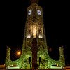 Daytona Beach Coquina Clock Tower