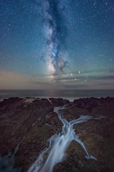 Cosmic Tide, Sea Ranch, California