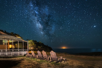 Sea Ranch Lodge & Milky Way