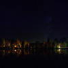 Graeagle Mill Pond Night 1