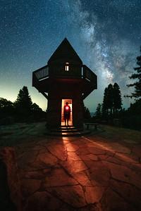 The Watchman, Gualala, California