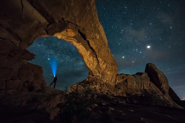 North Window Nightlight