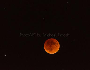 Super Blood Moon (Sept 2015)