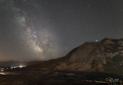 Frank Slide Milky Way