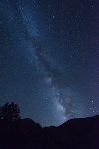 Milky Way, Madera Canyon