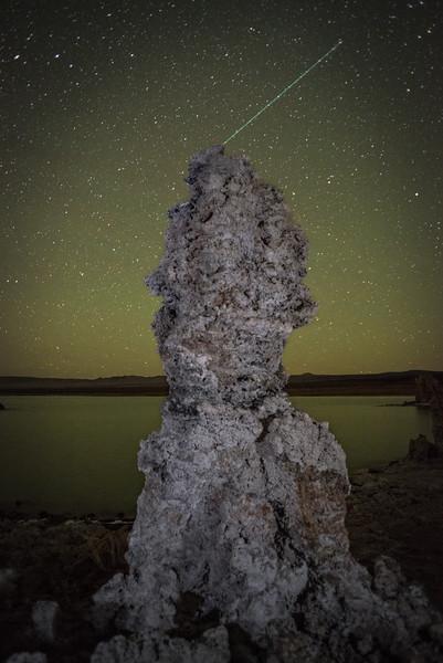 The Signal, Mono Lake, California