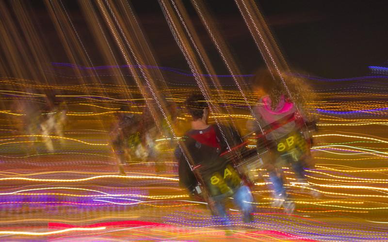 Spinning In Love