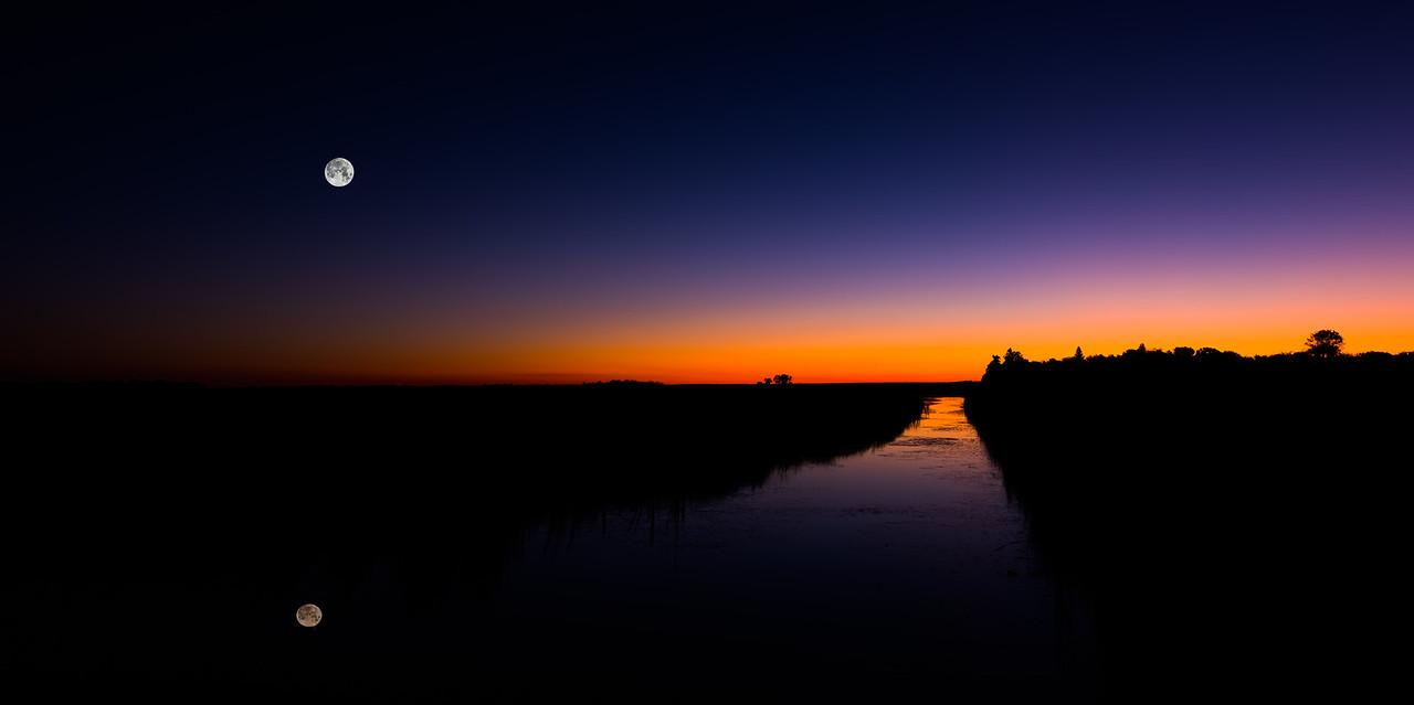 Marsh Sunset 3.5