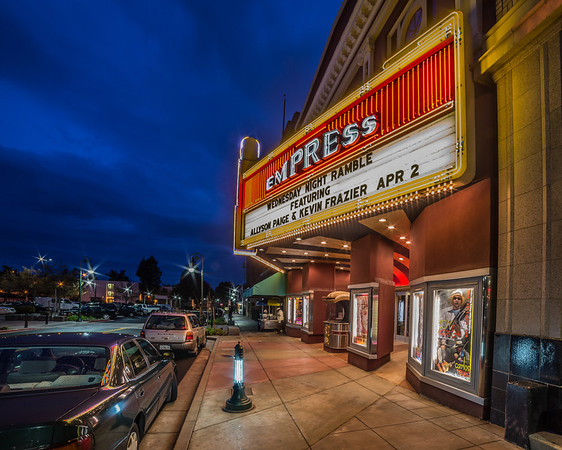 The Empress Theater