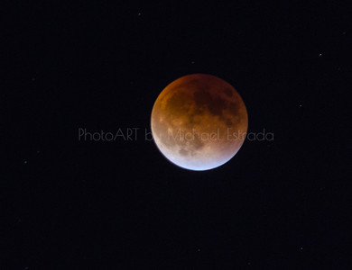 Super Blood Moon III(Sept 2015)