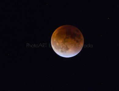 Super Blood Moon III(Sept 2015)