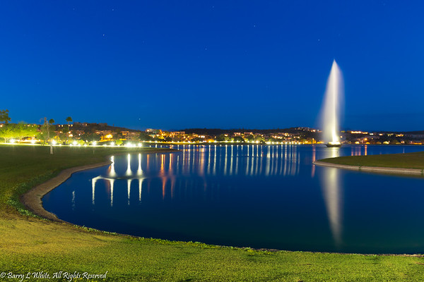 Fountain in Fountain Hills