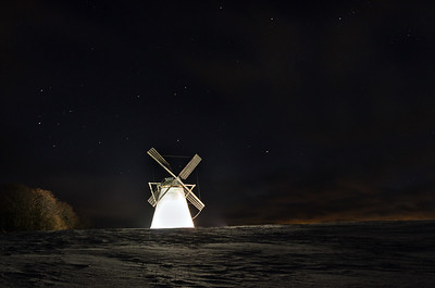 Vihula Manor Windmill