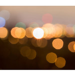 Bokeh of the Rochester Skyline