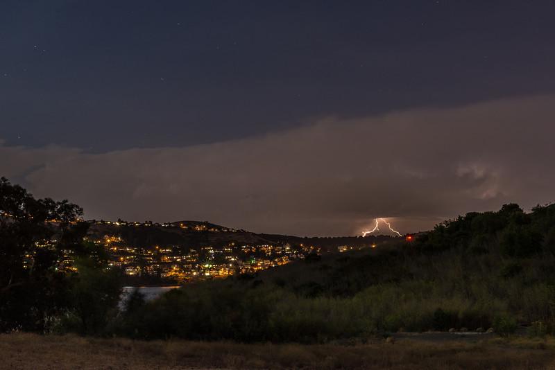 Thunder Stars & Lightning