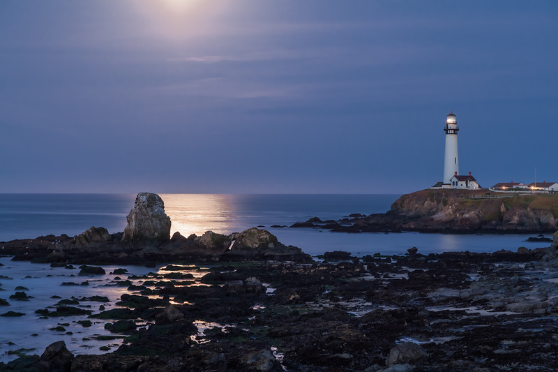 Pigeon Point Moonlight