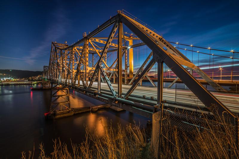 Bridging Twilight