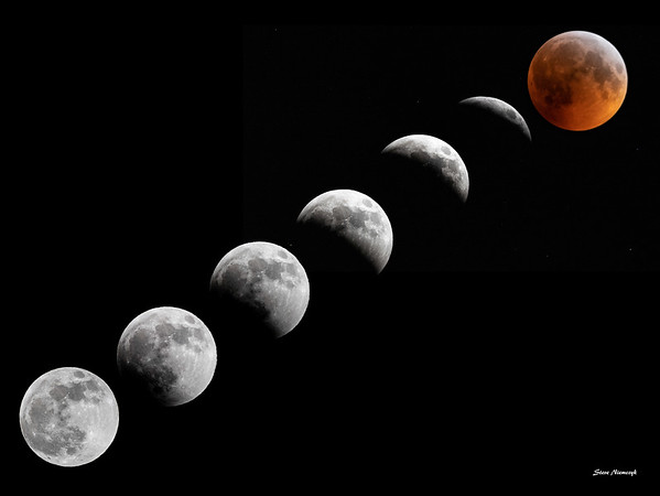 January 20, 2019 Eclipse of the Moon