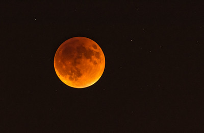 Blood Moon, Sun City West, AZ