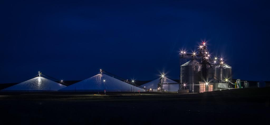 McCoy Grain Terminal
