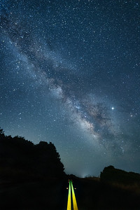 PCH & Milky Way, Sonoma County, CA