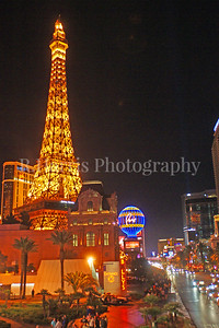 NS2335-10 EIFFEL TOWER-VEGAS