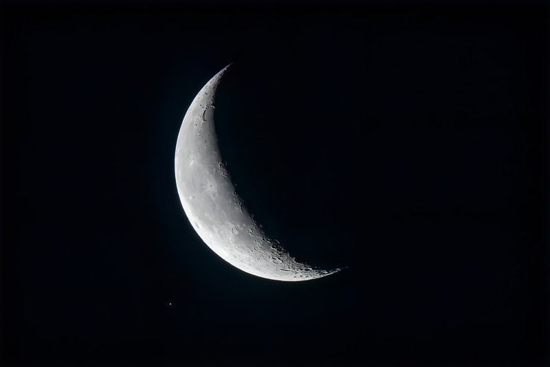 February 18, 2020 occultation of Mars by the moon