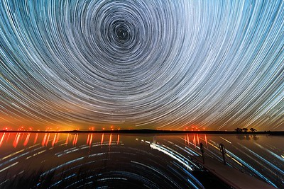 Danzig Dam Star Trail