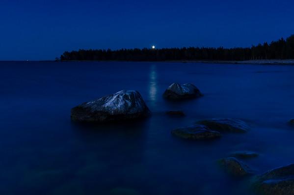 Light at the night