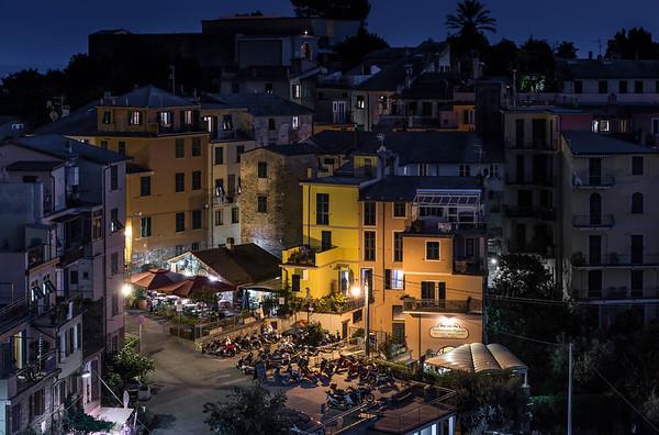 Corniglia Italy September 2014.