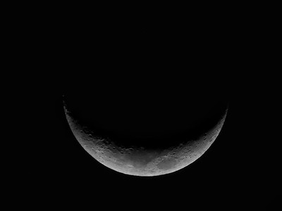 Crescent Moon, from Puerto Rico