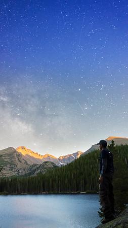 Hiking Bear Lake