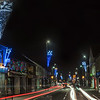 Keynsham by night, December 2016