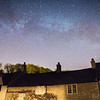 Milky way over the rooftops, 4.30am ish 6/3/2016
