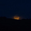 Kelston Moon rise 30/4/18