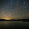 Wimbleball Lake, Exmoor early morning 8/1/16