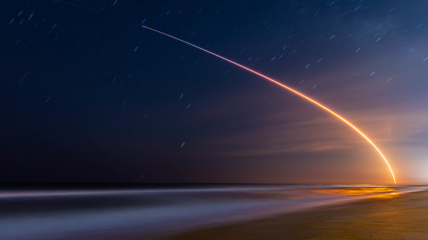 SpaceX Starlink Rocket Launch