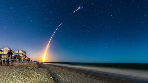 SpaceX CRS-20 Launch