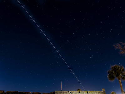 ISS Flyover of St Augustine