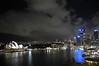 Storm Approaching Sydney Harbour