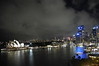 Storm Clouds Over Sydney Harbour