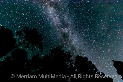 Milky Way in Colorado