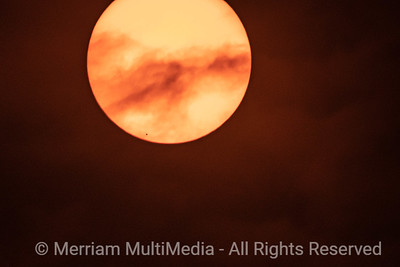 Mercury Transit of The Sun Nov 11, 2019