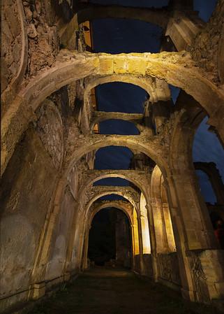 Santa Maria de Rioseco Arches