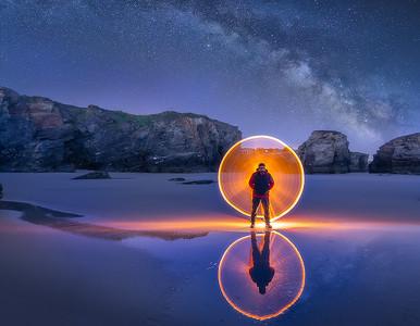 Round Lights