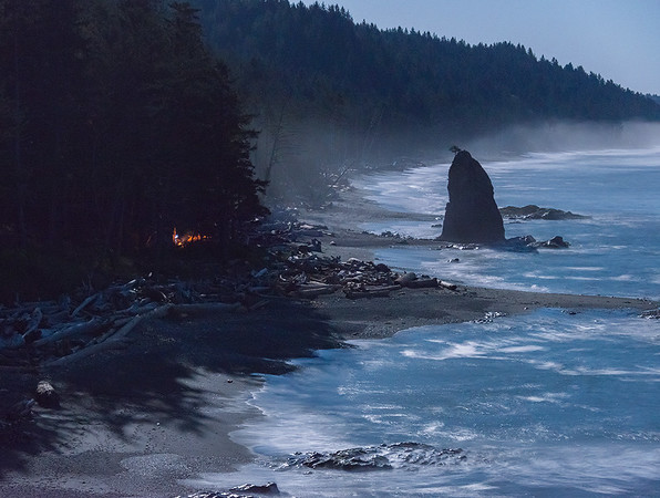 The Wild Pacific Coast - Olympic National Park, Washington