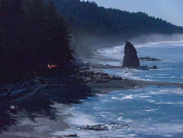 The Wild Pacific Coast - Olympic National Park, Washington